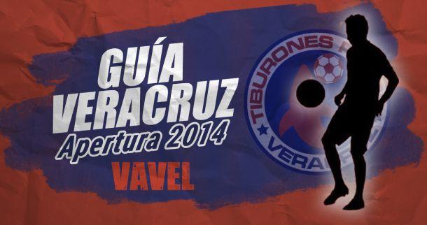 Guía VAVEL Apertura 2014: Tiburones Rojos de Veracruz