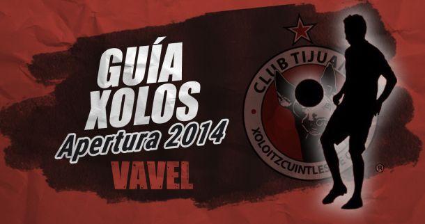 Guía VAVEL Apertura 2014: Xolos de Tijuana
