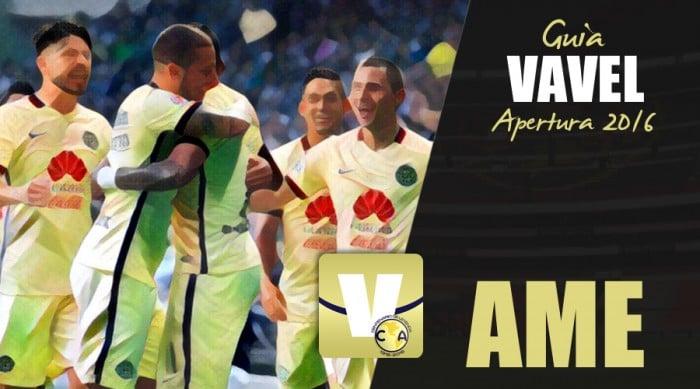 Guía VAVEL Apertura 2016: Club América
