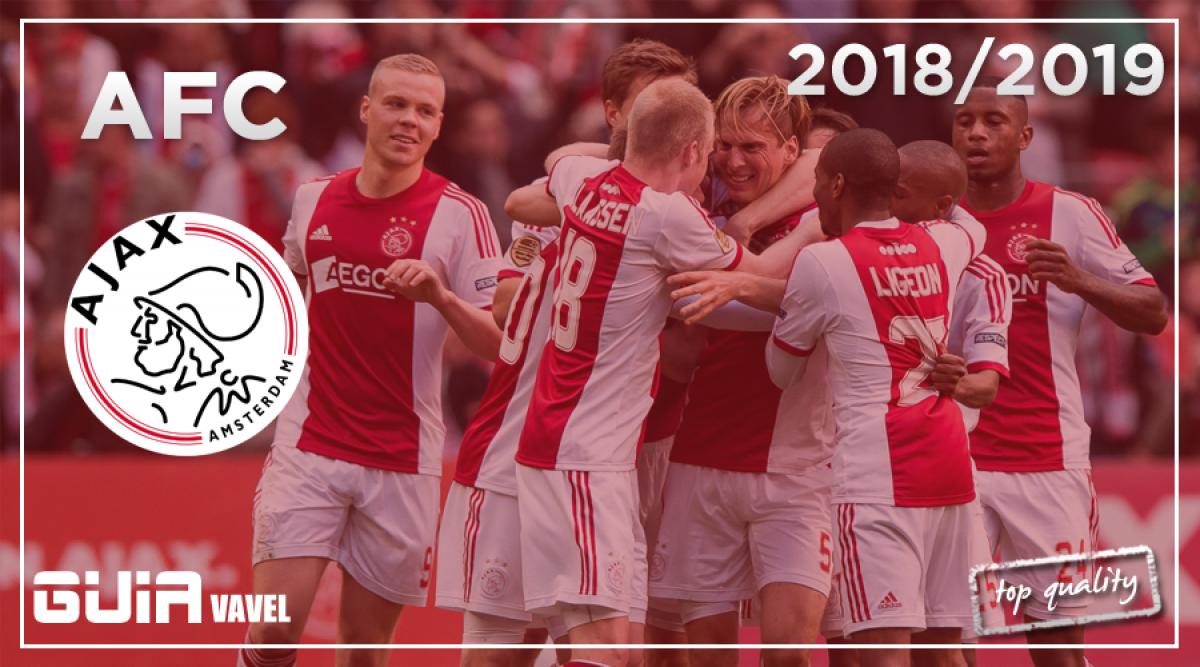 Guía VAVEL Eredivisie 2018/19: Ajax, no más fracasos