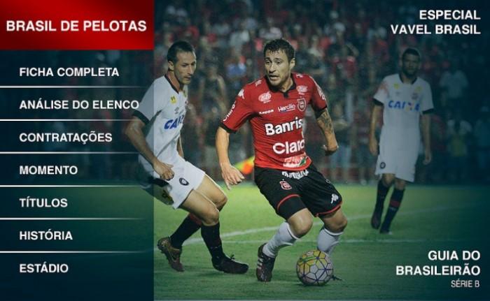 Brasil de Pelotas 2016: vindo de dois acessosconsecutivos, Xavante é a forçagaúcha na Série B