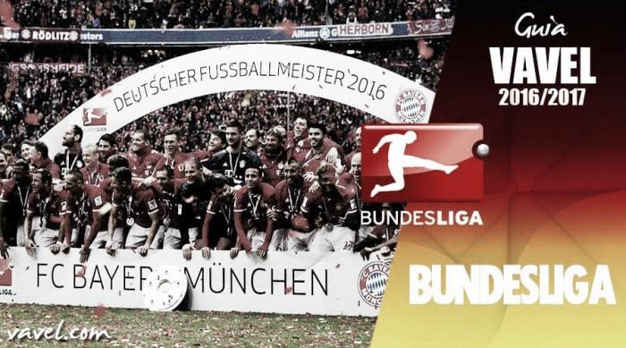 Guía Bundesliga 2016/17: todos contra el imperio bávaro