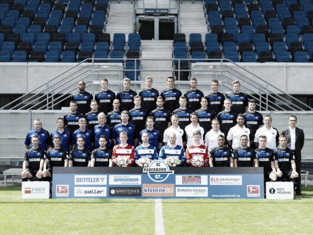 SC Paderborn 07 2014/15: del histórico ascenso a la histórica permanencia