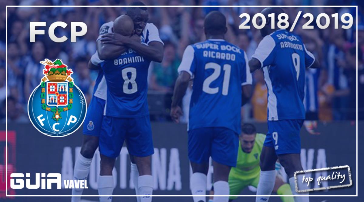 Guía VAVEL Liga NOS 2018/19: FC Porto, el campeón quiere renovar título
