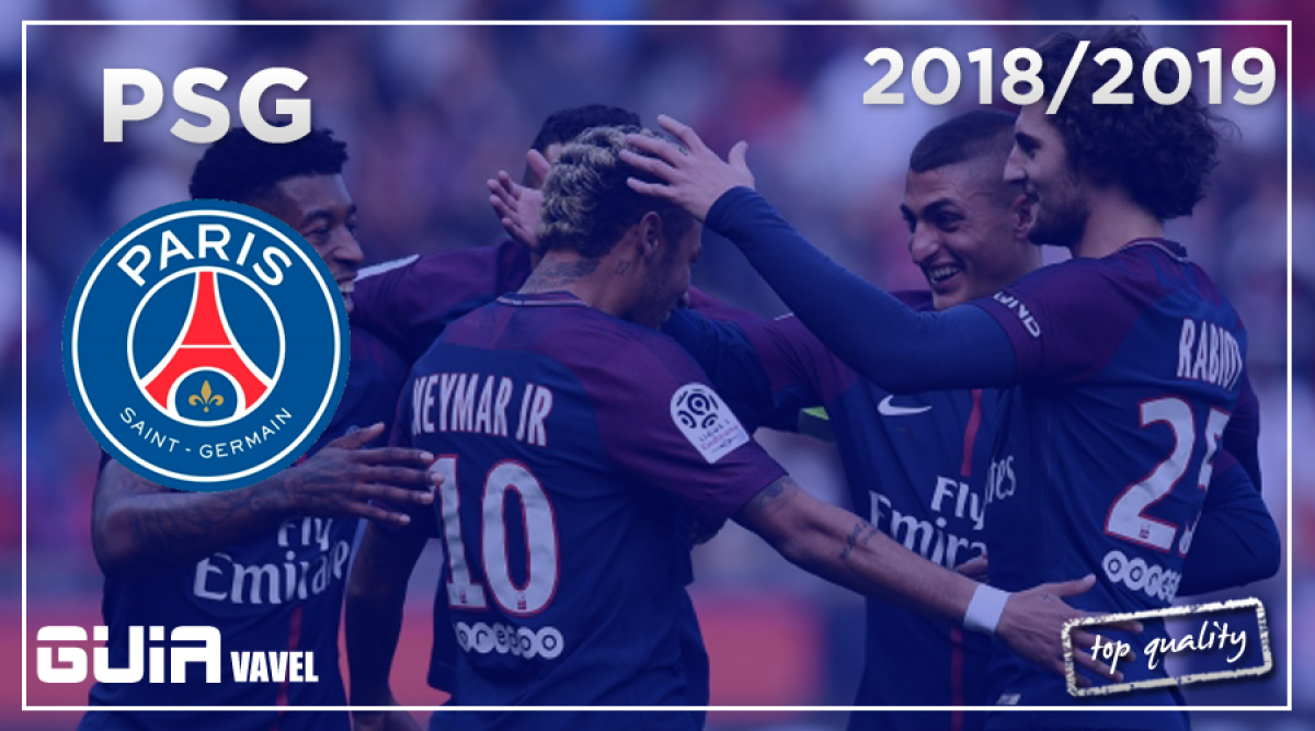 Guía VAVEL Ligue 1 18/19: Paris Saint-Germain, los parisinos van por todo