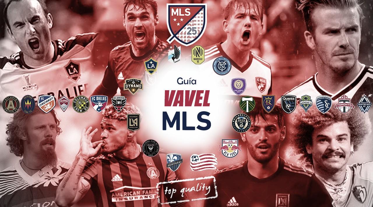 Guía VAVEL de la MLS 2020: 25 años de soccer