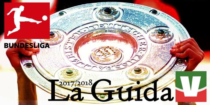 Guida Vavel alla Bundesliga 2017/18