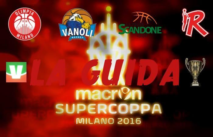 Supercoppa Italiana 2016 - La guida di Vavel Italia