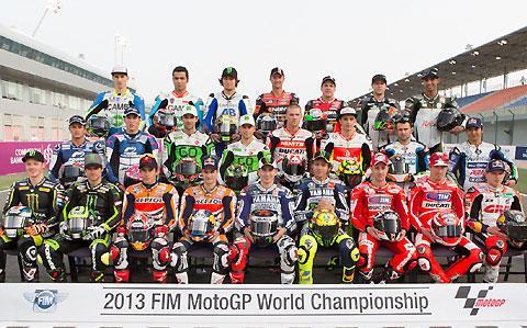 Prochains rendez-vous Moto GP de la saison 2013