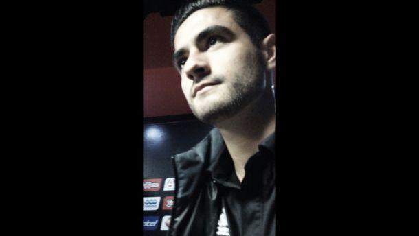 """Alejandro Guido: """"Este triunfo dice bastante sobre el equipo"""""""