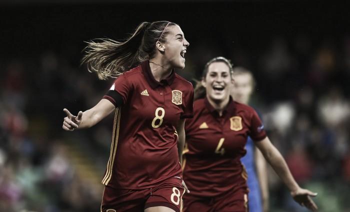 Espanha vence França de virada e conquista Europeu Sub-19 feminino