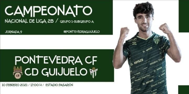 Previa Pontevedra CF vs CD Guijuelo: resucitar o morir