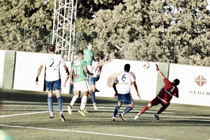 El Guijuelo consigue un punto ante el Rayo Majadahonda