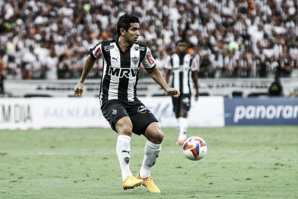 Guilherme tem lesão confirmada e vira desfalque no Atlético-MG por tempo indeterminado