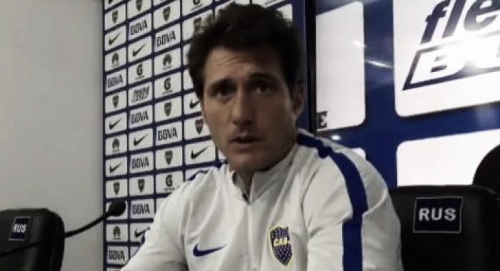 """Barros Schelotto: """"El desafío de Boca es ser campeón"""""""
