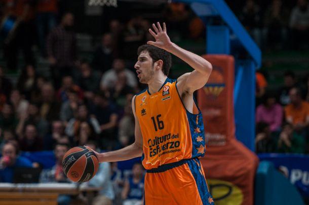 Guillem Vives, en el Mejor Quinteto Joven de la Liga
