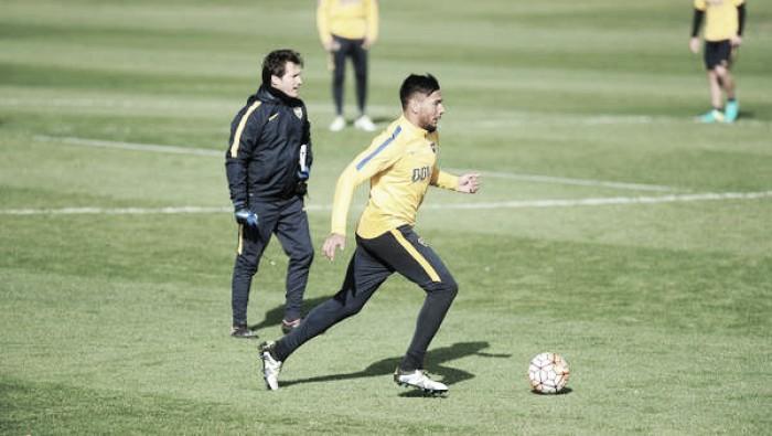 Guillermo paró al once que jugará ante Güemes por Copa Argentina