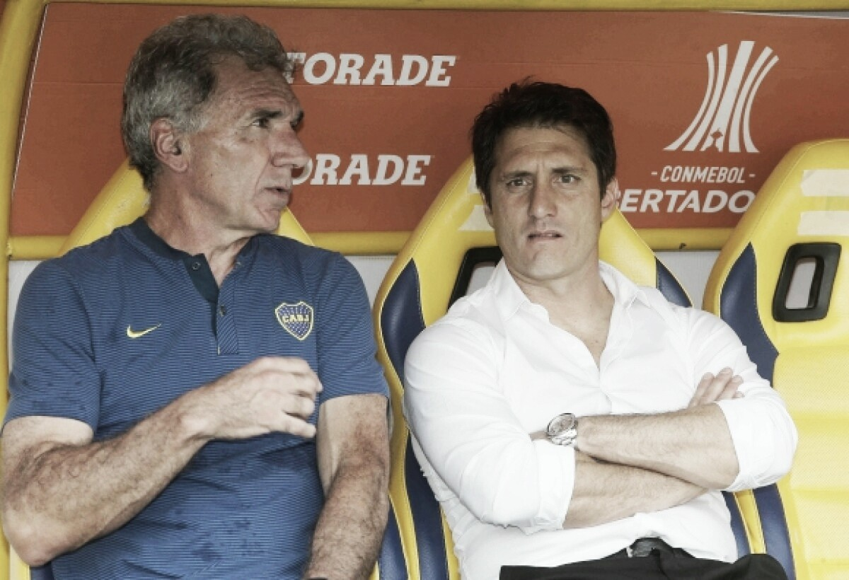 "Guillermo Barros Schelotto: ""Estamos vivos"""