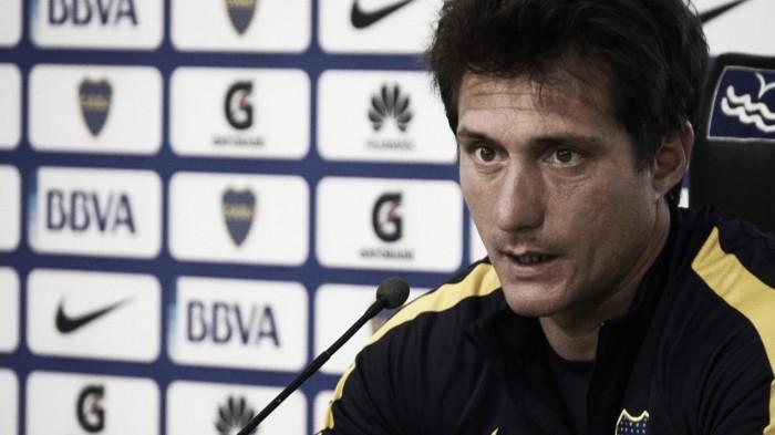"""Barros Schelotto: """"No pienso en otra cosa que ganar"""""""