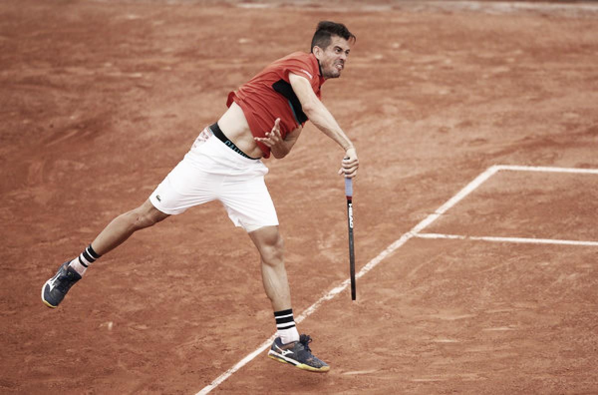 Guillermo García-López obtiene una wild card para el Mutua Madrid Open