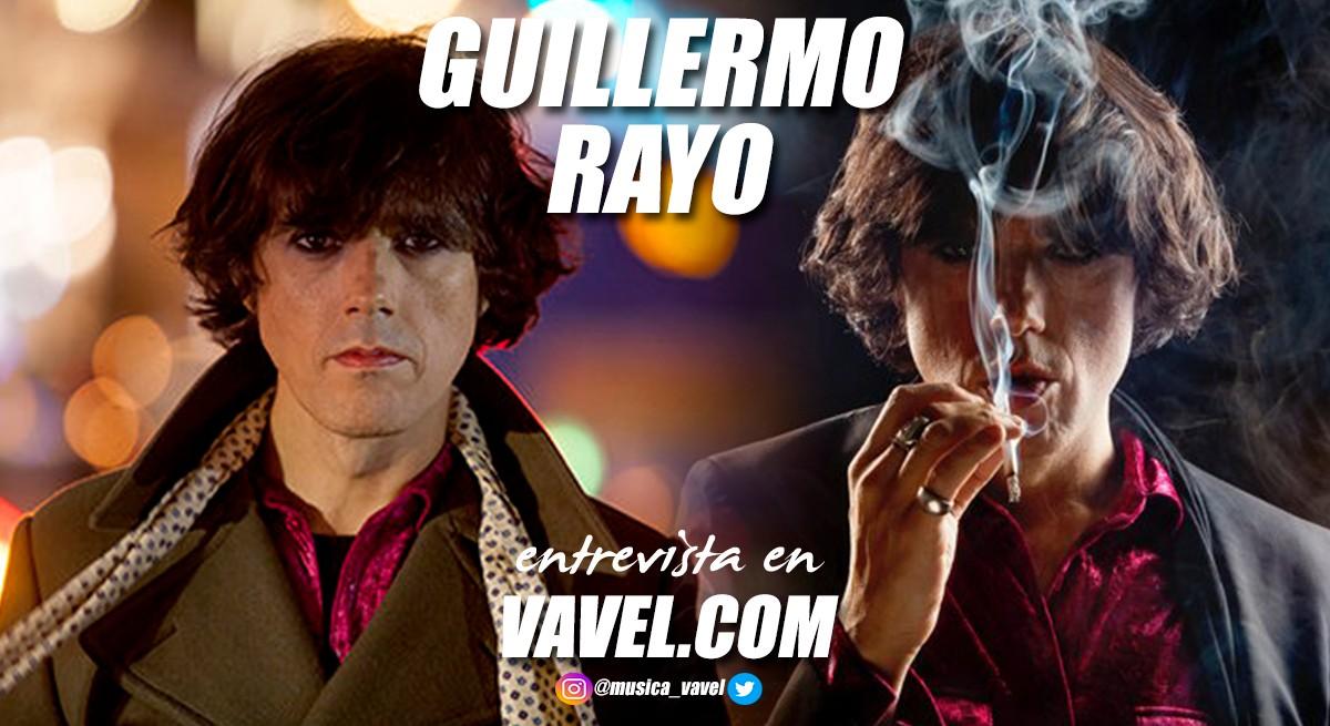 """Entrevista. Guillermo Rayo: """"Yo soy un pobre muchacho que hace rock and roll"""""""