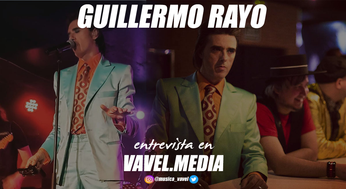 """Entrevista. Guillermo Rayo: """"La motivación para hacer música es contar algo que tengo dentro y quiero sacarlo"""""""