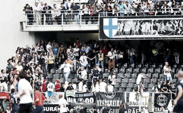 PSP explica intervenção musculada no Vitória SC x FC Porto