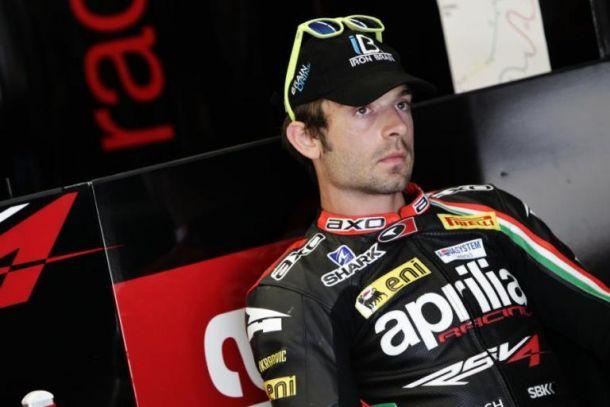 Superbike, pole di Sylvain Guintoli