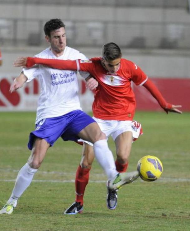 Miguel Guirao se lesiona y estará de baja entre 4 y 5 semanas