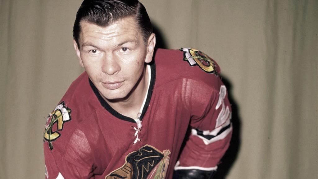 Stan Mikita, la eterna leyenda de los Blackhawks