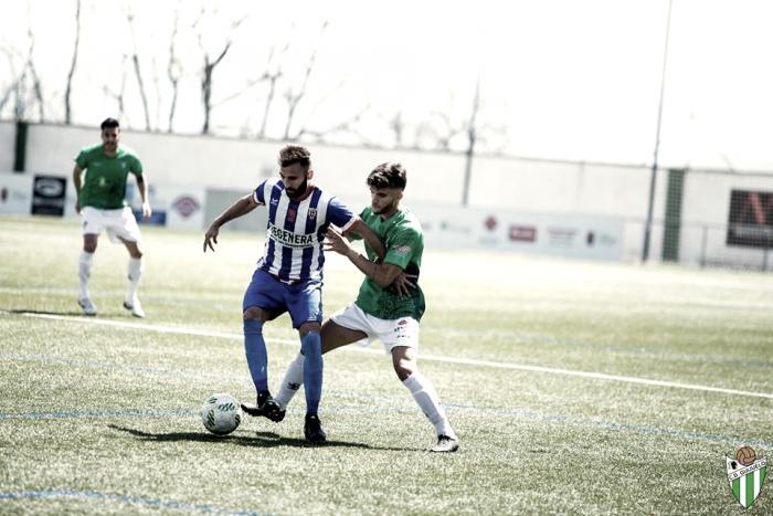 El Guijuelo golea al Izarra 8-1
