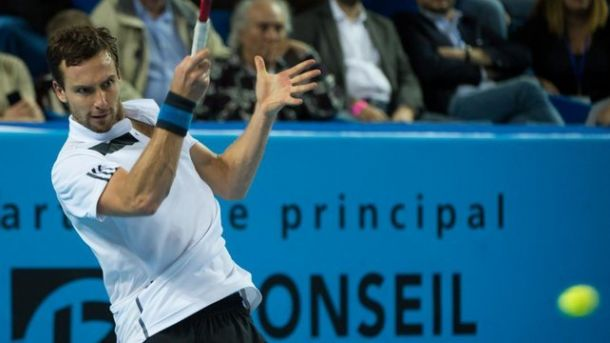 Gulbis inclina a Gasquet
