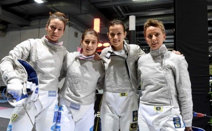 Diretta Rio 2016 in quarti di finale di sciabola femminile: che successo per le Azzurre! Francia battuta 45-36!
