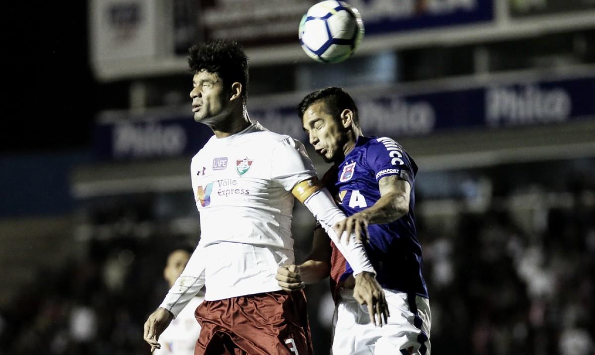 """Gum reconhece má atuação do Fluminense contra Paraná: """"Estivemos muito abaixo"""""""