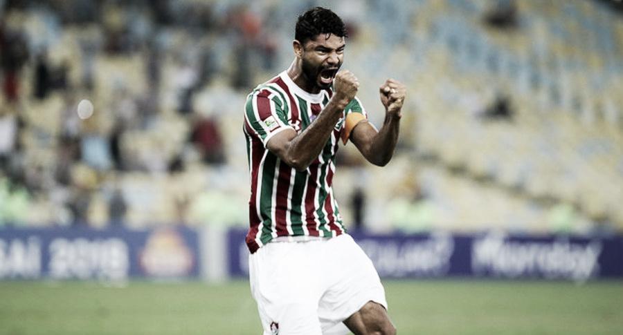 Gum passa por avaliação e trauma leve é confirmado no joelho direito pelo Fluminense