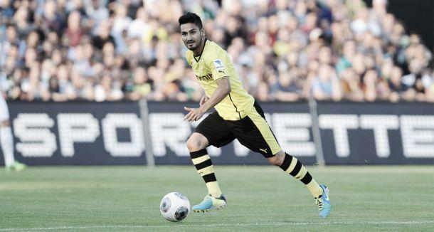 Borussia Dortmund, niente rinnovo per Gundogan