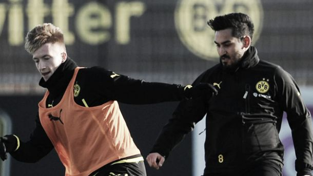 Borussia Dortmund to be boosted by double return