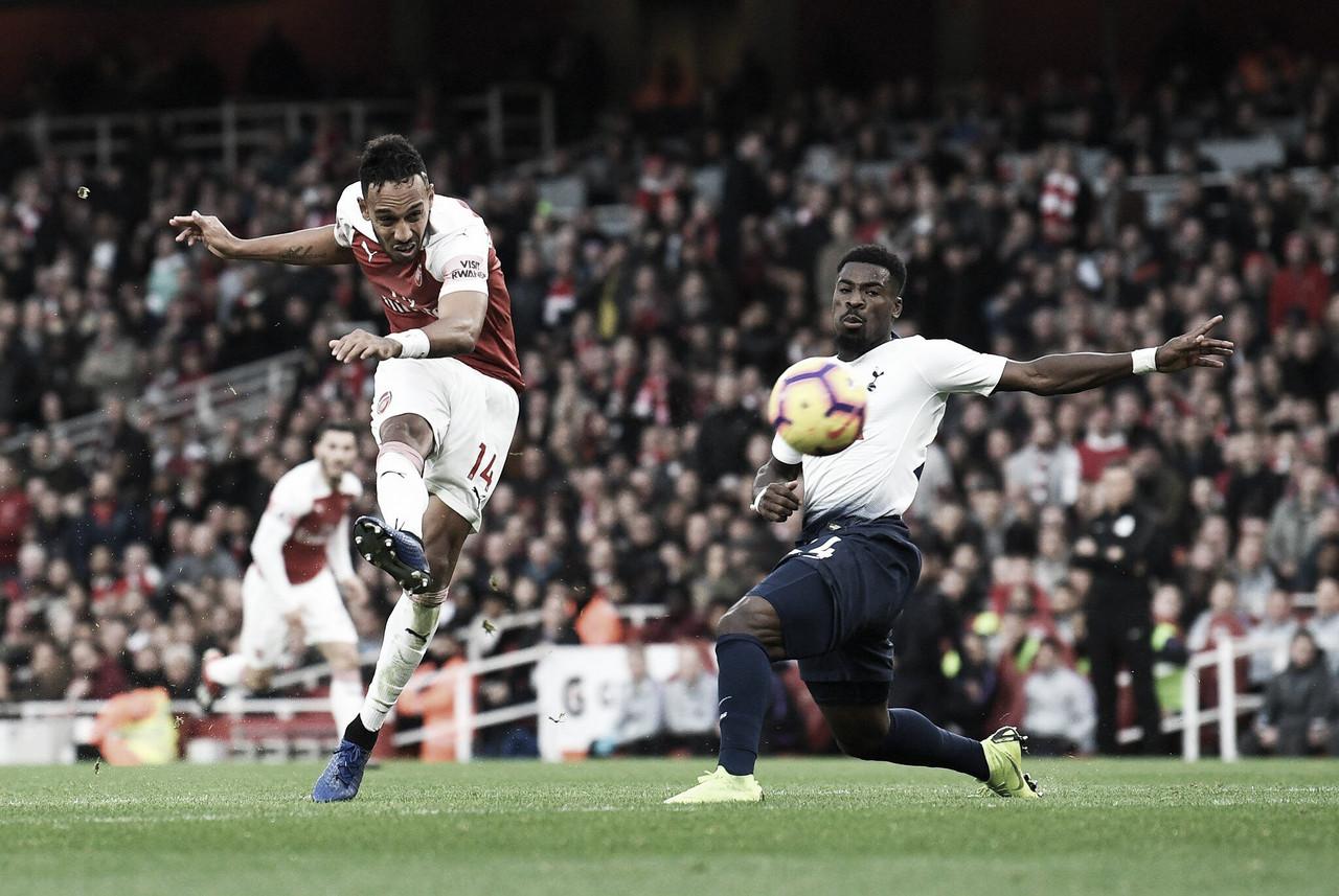 Em jogo eletrizante, Arsenal vence Tottenham no Derby de Londres
