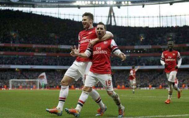 L'Arsenal supera il Fulham e rimane in vetta alla Premier