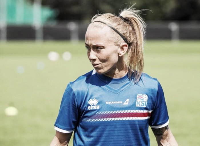 """Utah Royals FC add Icelandic midfielder Gunnhildur """"Gunny"""" Jónsdóttir"""