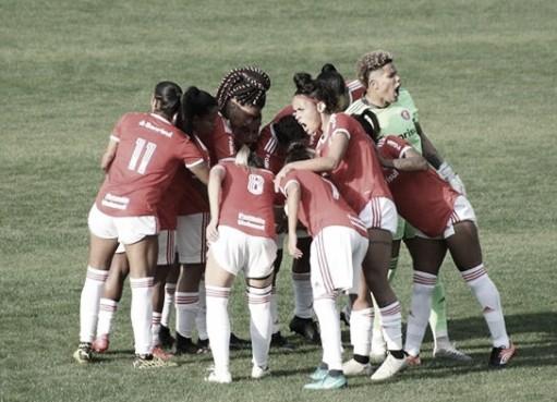 Internacional leva a melhor fora de casa e derrota Vitória pelo Brasileirão Feminino