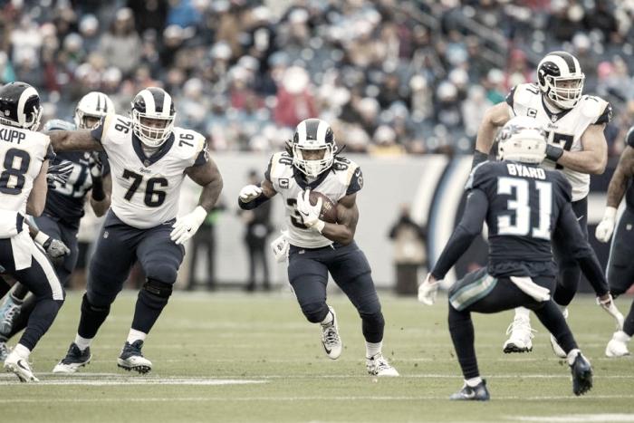 Previa Los Angeles Rams - Atlanta Falcons: el equipo revelación, favorito ante los actuales subcampeones