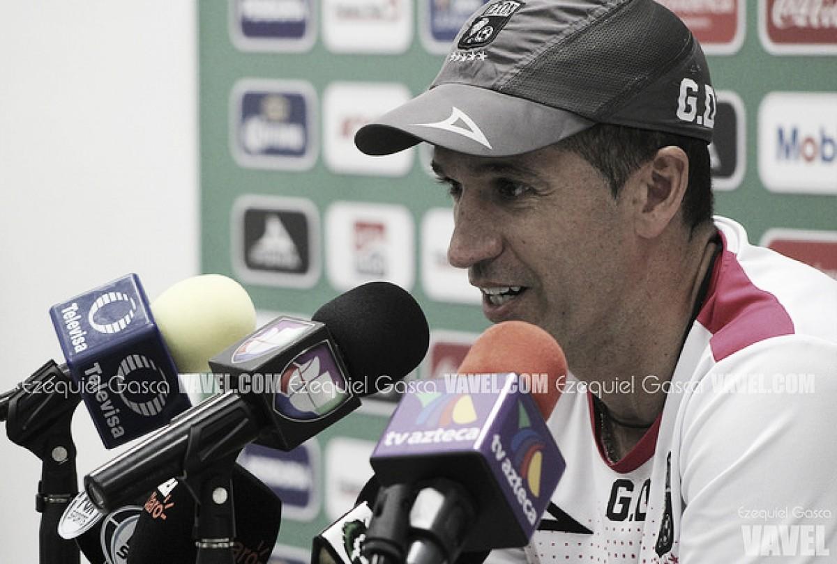 "Gustavo Díaz: ""Urgía volver a ganar"""
