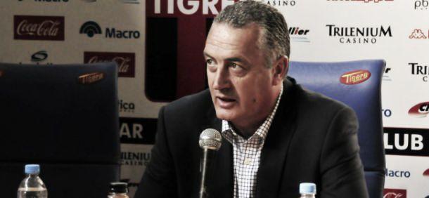 """Alfaro: """"Queda la bronca por no haber jugado el partido con River en sumomento"""""""