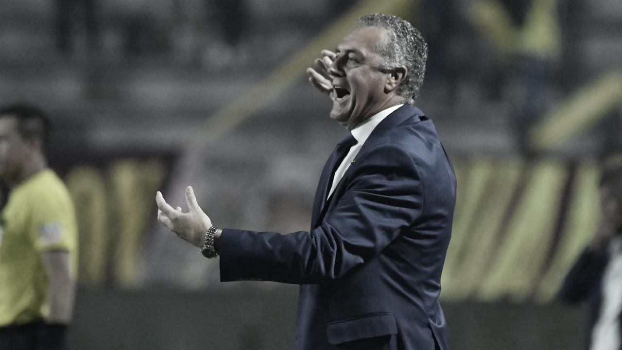 """Gustavo Alfaro: """"El empate fue justo''"""