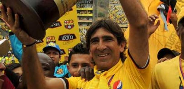 Confirmado: Gustavo Costas no seguirá en Barcelona SC