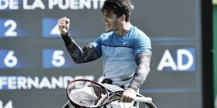 Parlímpicos 2016: Gustavo Fernández en cuartos de final