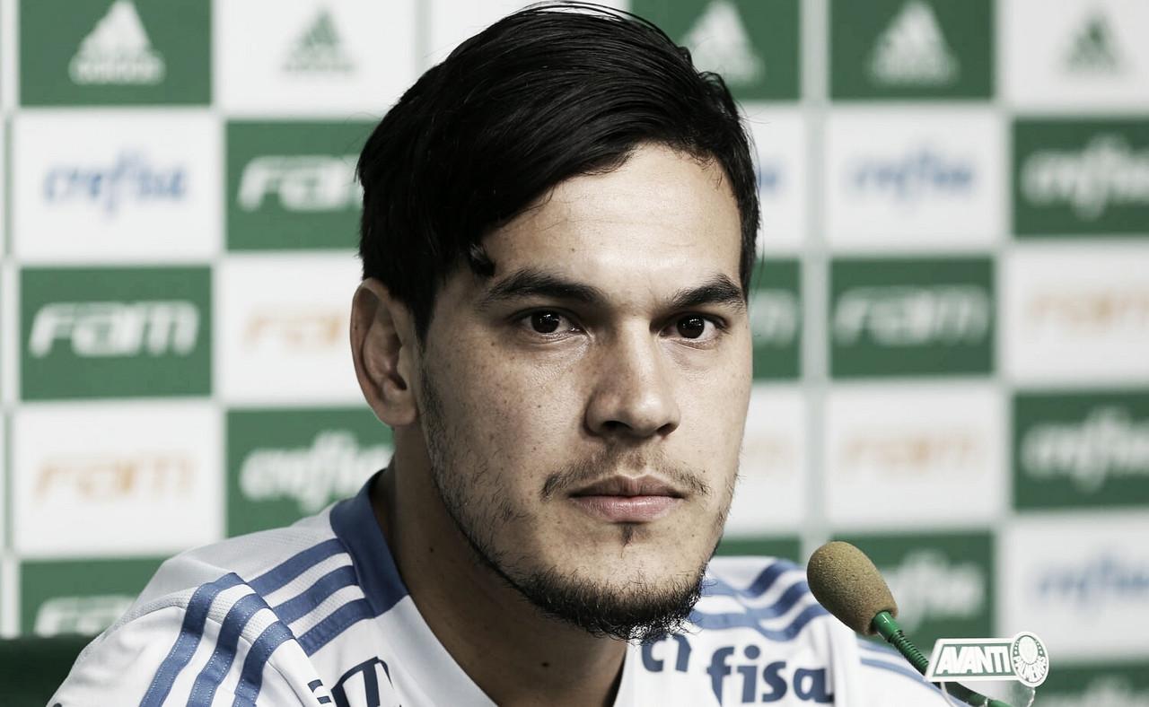 Palmeiras exerce cláusula de compra e assina em definitivo com Gustavo Gómez