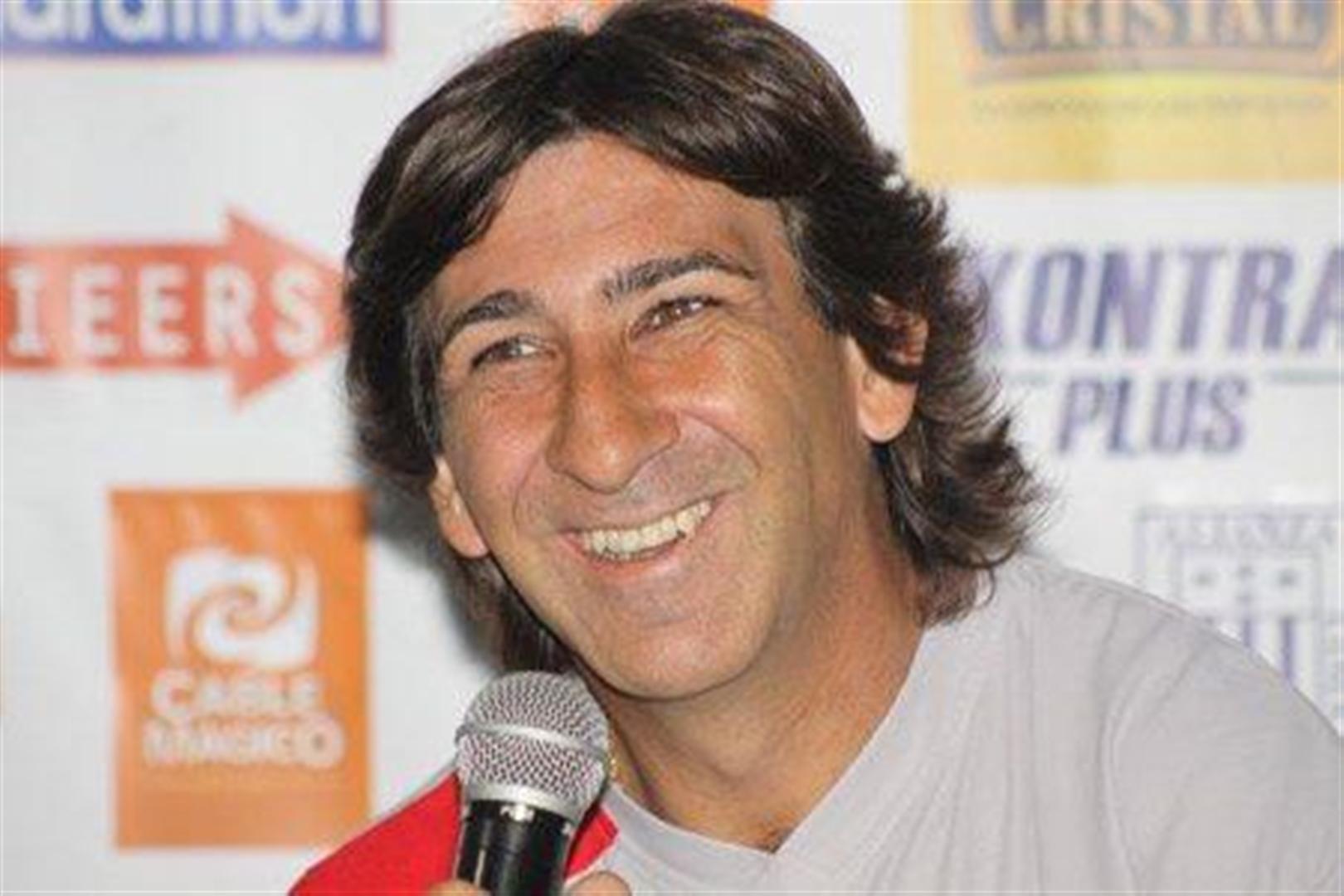Gustavo Costas es el nuevo técnico de Barcelona