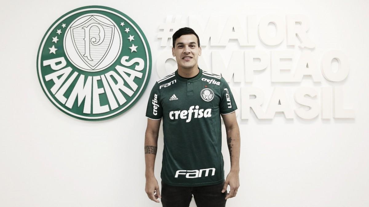 Pretendido desde o começo do ano, Palmeiras anuncia contratação de Gustavo Gómez